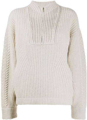 Le Kasha Glascow cashmere jumper