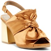 Kenneth Cole Reaction Reach Beyond Twisted Block Heel Slingback
