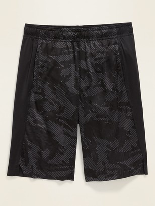 Old Navy Go-Dry Printed Shorts for Boys