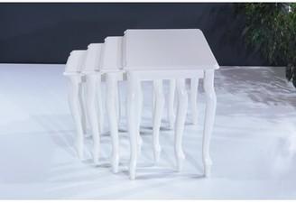 Winston Porter Corston 4 Piece Nesting Tables