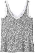 Joe Fresh Women's Print Tank Top, Print 1 (Size S)
