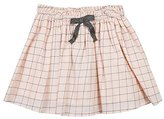 Jean Bourget Girl's Carreau Lurex F Skirt