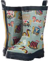 Hatley Vikings Rain Boots (Toddler/Little Kid)