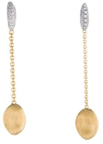 Marco Bicego Pavé Diamond Confetti Earrings