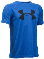 Under Armour Boys 8-20 Performance Logo Tee