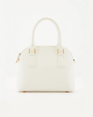 Le Château Saffiano Faux Leather Crossbody Bag