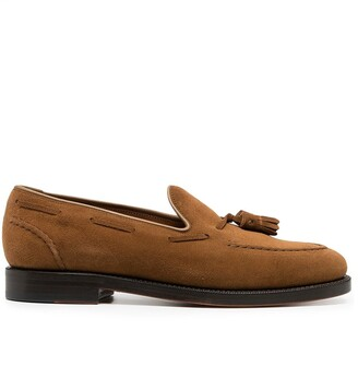 Polo Ralph Lauren Booth tassel detail loafers