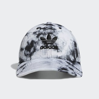 adidas Relaxed Tie-Dye Strap-Back Hat