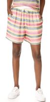Ashish Beaded Striped Shorts