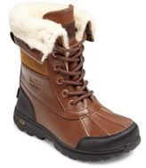 UGG Kid's Butte Leather & Suede UGGPure Winter Boots