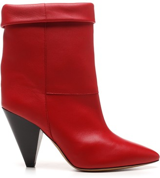 Isabel Marant Luido Slip On Boots