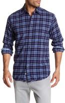 James Campbell Eclipse Flannel Shirt