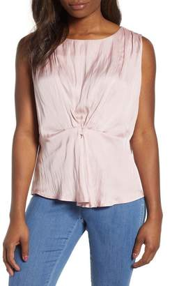 Nic+Zoe Destination Cinched Tank