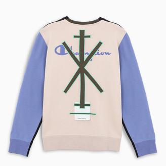 Champion Purple x Craig Green vintage sweatshirt