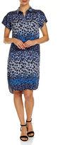 Sportscraft Donna Printed Tencel Dress
