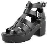 Madden-Girl Daizyy Open Toe Synthetic Platform Heel.