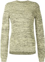 Thumbnail for your product : Proenza Schouler White Label Ribbed-Knit Side-Slit Jumper