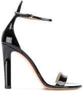 Francesco Russo ankle strap sandals - women - Leather/Patent Leather - 38