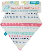 The Honest Company Infant Organic Cotton Bandana Bib