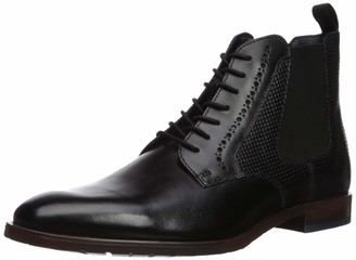 Stacy Adams Men's Rupert Lace-Up Dress Boot Fashion