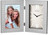 Bulova Mosaic Image Tabletop Clock