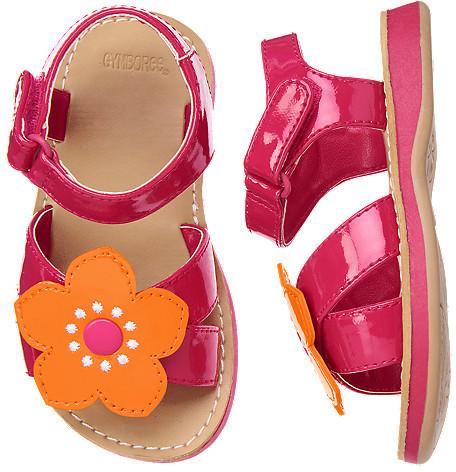 Gymboree Flower Sandal