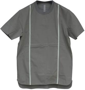 Damir Doma Grey Cotton T-shirts