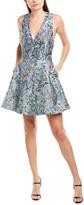 Alice + Olivia Tennie A-Line Dress