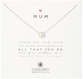 Dogeared 1G2475 Mum Large Pearl Necklace
