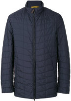 Canali padded casual jacket