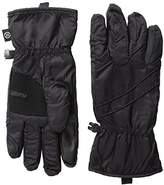 Isotoner Women's smarTouch Packable Gloves with NeverWet