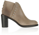 Rag and Bone Rag & bone Ayle waxed suede ankle boots