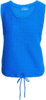 Thumbnail for your product : Lanston Kenley Woven Stretch Tank