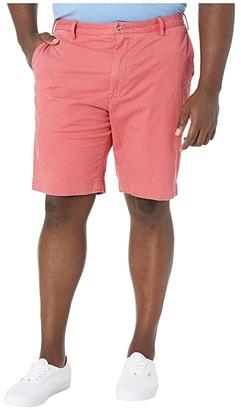 Polo Ralph Lauren Big & Tall Big Tall Stretch Chino Shorts (Channel Blue) Men's Shorts