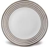 "L'OBJET Perlee Platinum 14"" Round Platter"