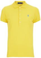 Polo Ralph Lauren Women's Julie Polo Shirt Active Yellow