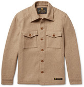 Neighborhood Wool-blend Flannel Overshirt