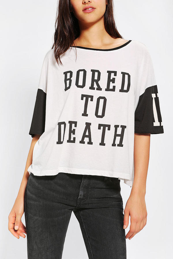 Truly Madly Deeply Bored To Death Tee