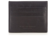 Marcelo Burlon County of Milan Murallon leather cardholder
