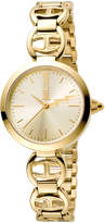 Just Cavalli Women's Watches Women's Ionic-Plated Stainless Steel Watch, 28mm