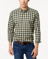 Barbour Men's Plaid Button-Down Shirt