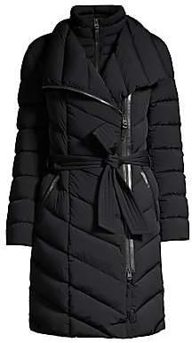 Mackage Women's Ilena Layered Puffer Jacket