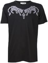 Versace crew neck t-shirt