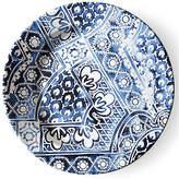 Ralph Lauren Home Cote D'Azur Batik Dinner Plate - Navy/White