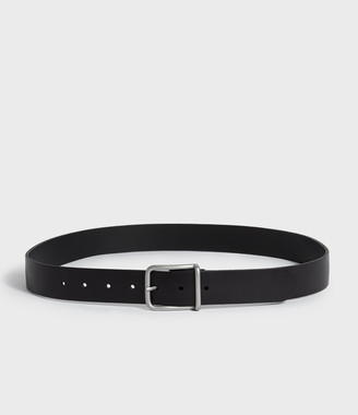 AllSaints Zain Leather Belt