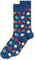 Hot Sox Men's Planet Socks