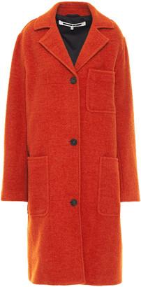 McQ Wool-blend Boucle Coat