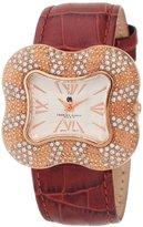 Rosegold Charles-Hubert, Paris Women's 6754-RG Premium Collection Rose-Gold Stainless Steel Watch