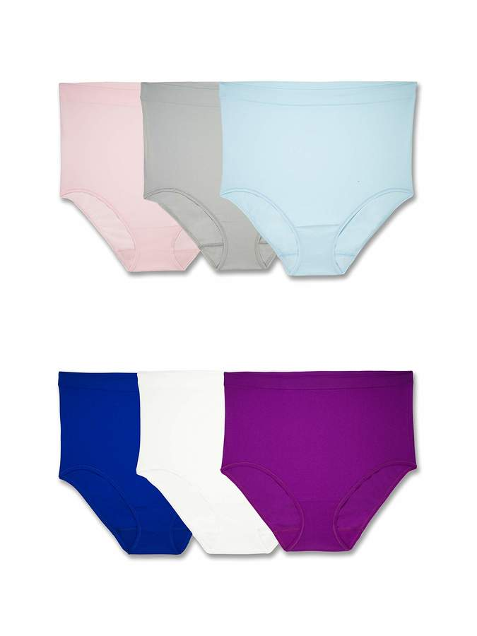 361cd5abc Fruit of the Loom Blue Knickers for Women - ShopStyle Canada