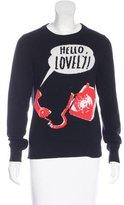 Libertine Cashmere Intarsia Sweater